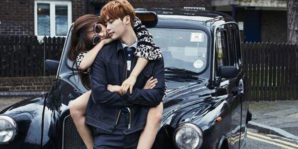 Sering Terlihat Bersama Park Shin Hye dan Lee Jong Suk Pacaran 3