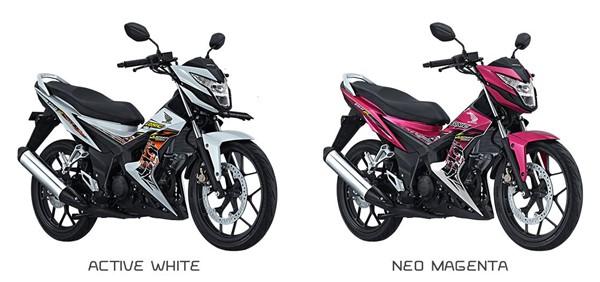 Harga dan spesifikasi Honda New Sonic 150R ayago si ayam jago 2