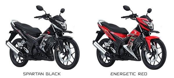 Harga dan spesifikasi Honda New Sonic 150R ayago si ayam jago