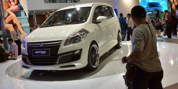 Suzuki rilis New Ertiga