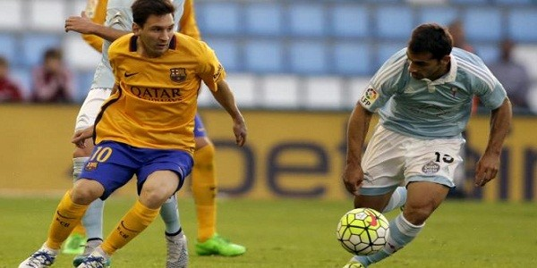 Celta Vigo pecundangi Barca 4-1