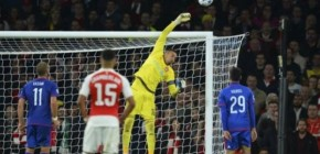 Hasil Liga Champions: Arsenal 2-3 Olympiakos