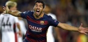 Hasil Liga Champions Barcelona 2-1 Bayern Leverkusen