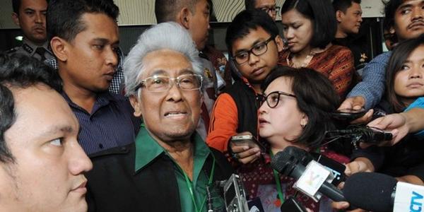 Innalillah, Pengacara Senior Adnan Buyung Nasution Meninggal Dunia