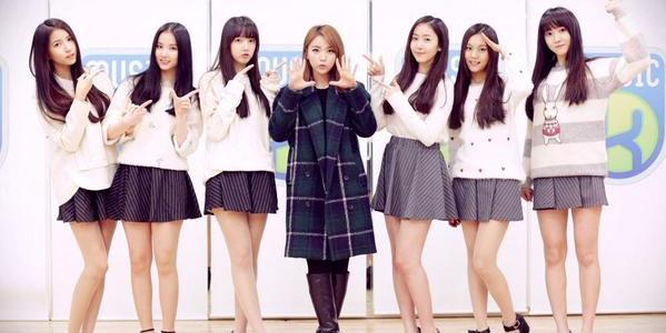 Kepleset 8 Kali Dalam Satu Lagu, Kini Girlband G-Friend Jadi Terkenal!