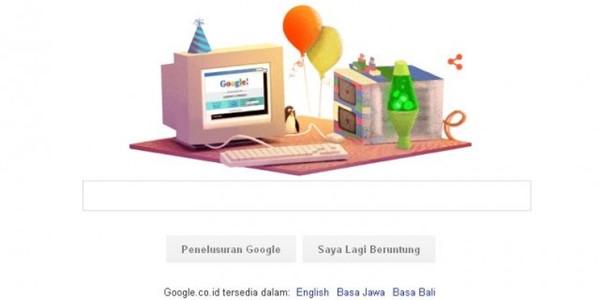 Tahukah Anda Kapan ulang tahun Google Ini Jawabannya! 2