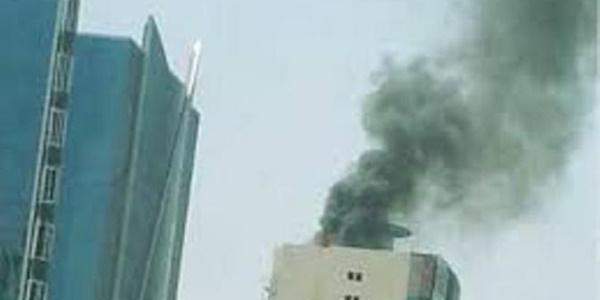 Ternyata CJH Asal Indonesia yang Sebabkan Kebakaran Hotel di Mekkah!