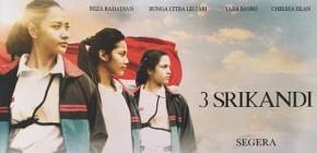 Chelsea Islan, BCL dan Tara Basro Tampil Menawan di Poster 3 Srikandi