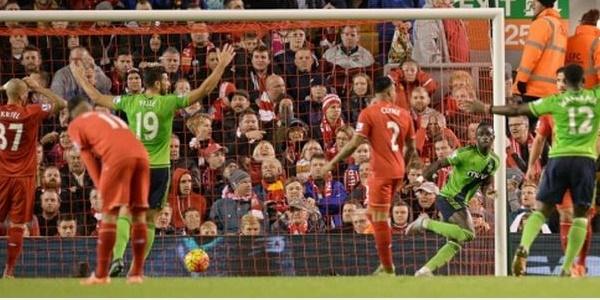 Hasil Liga Inggris: Gagal Bendung Southampton, Liverpool Bermain Seri