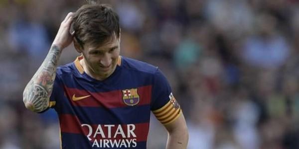 Jaksa Jika Terbukti, Lionel Messi Bisa Dipenjara Dua Tahun