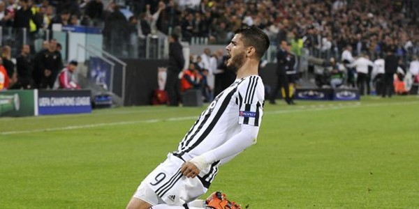 Morata Kembali Menunjukkan Kelasnya Pada Laga Juventus vs Bologna