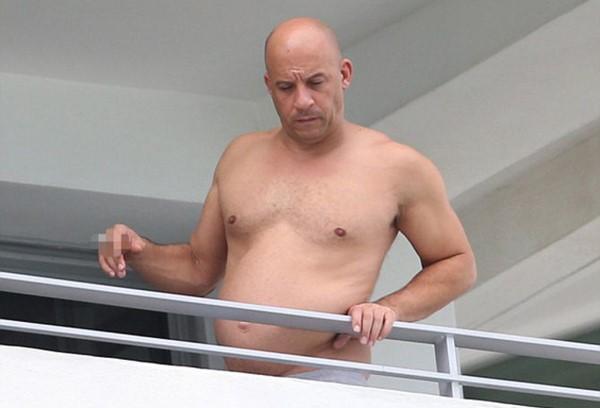 Otot Kekarnya Hilang, Kini Vin Diesel Tampil Gendut dan Buncit