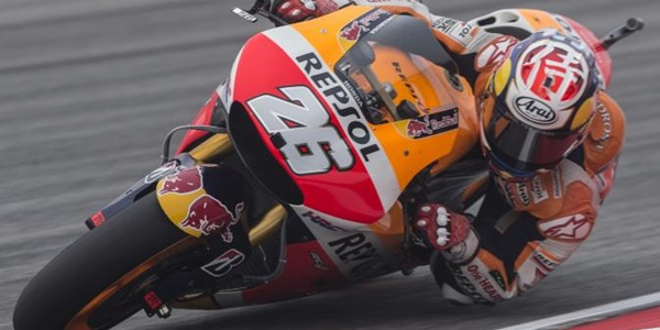 Pedrosa Bakal Start terdepan di MotoGP Sepang, Malaysia Minggu Besok