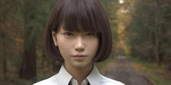 Punya Mata dan Rambut yang Indah, Gadis Ini Ternyata hanya 3D