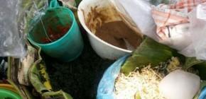 Semanggi, Kuliner Khas Surabaya yang Semakin Susah Ditemukan