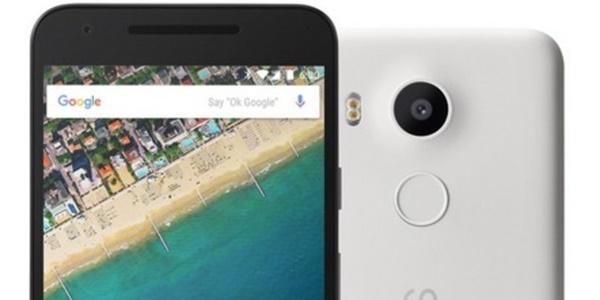 Smartphone Nexus 5X Bakal Rilis Pada Tanggal 22 Oktober?
