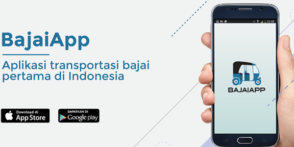 Tak Mau Ketinggalan, Kini Hadir BajaiApp Aplikasi Bajaj Online!