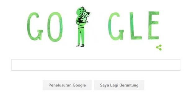 Apresiasi Hari Ayah Nasional, Google Tampilkan Google Doodle Unik 3