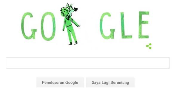 Apresiasi Hari Ayah Nasional, Google Tampilkan Google Doodle Unik