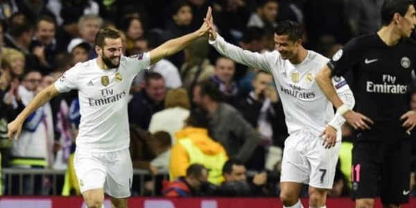Hasil Liga Champions Real Madrid Vs PSG, Nacho Jadi Penyelamat