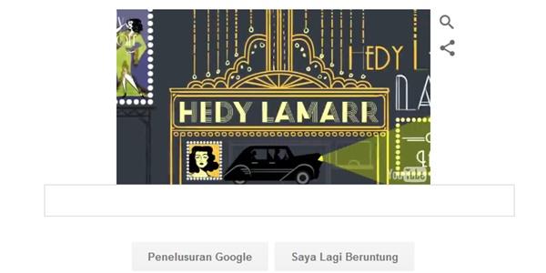 Hedy Lamarr, Ilmuwan Matematika serta Artis Cantik Samson dan Delila