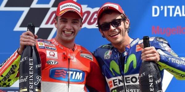 Iannone Berharap Dirinya Bisa Bantu Rossi Menangkan GP Valencia Besok