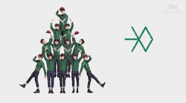 Inilah Album Terbaru EXO yang Dibuat Khusus untuk Sambut Natal,  3