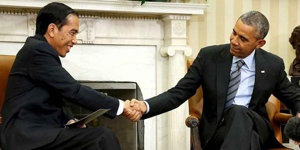 Pemerintah Bayar 'Calo' $80000, untuk Agenda Pertemuan Jokowi-Obama
