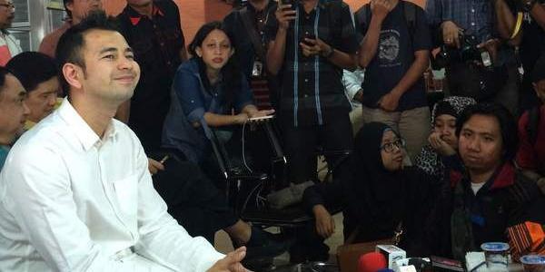 Raffi Ahmad Akhirnya Minta Maaf Secara Terbuka pada Seluruh Awak Media