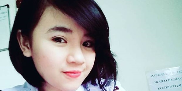 Rima Efriani Melati, Satpam BRI yang Sukses Bikin Netter Klepek-klepek