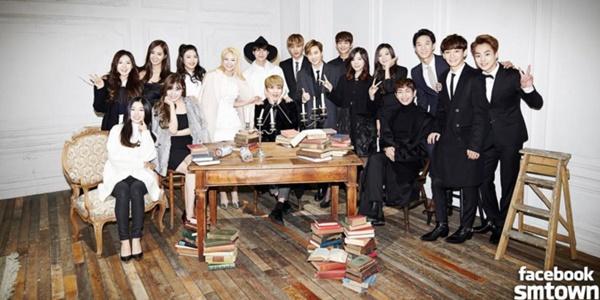 SM Entertainment Boikot Artisnya di MAMA 2015 Karena Ada Big Bang 2