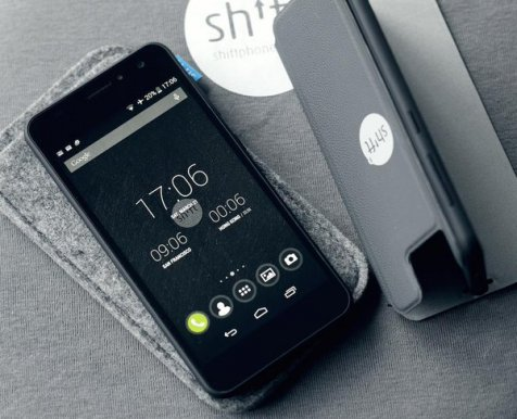 Shift5+, Ponsel Canggih yang Bisa Ganti OS dan Komponen Sesuka Hati