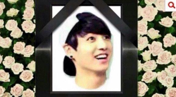 Foto Jungkook BTS Dibingkai Pemakaman Beredar, ARMY Harap EXO-L Tenang