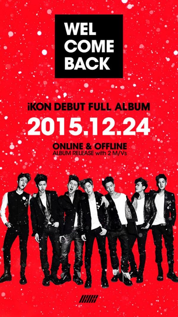 Pamer Teaser Terbaru, iKon Pastikan Rilis Album Debut pada 24 Desember 2