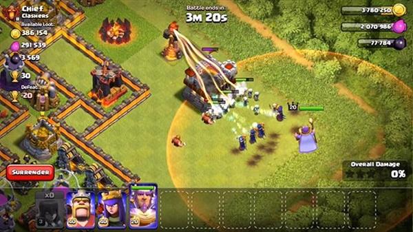 Resmi Update, Ini Dia Grand Warden Hero Baru Clash of Clans (CoC) 3