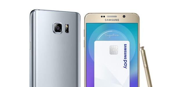 Sambut Natal, Samsung Luncurkan Galaxy Note 5 Winter Edition