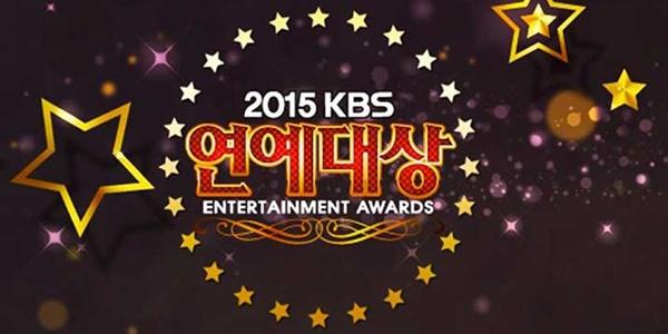 Unpredictable, Inilah Daftar Pemenang KBS Entertainment Award 2015!