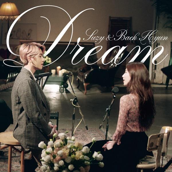 Berjudul Dream, Inilah Bocoran Lagu Duet Baekhyun EXO dengan Suzy!