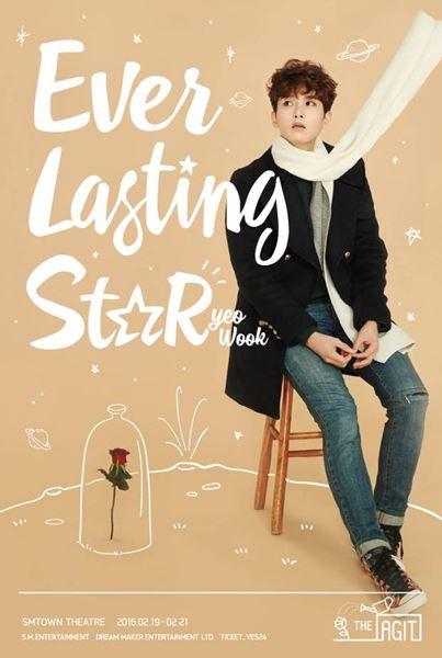 Debut Solo, Konser Ryeowook Super Junior Bertajuk 'Everlasting Star'