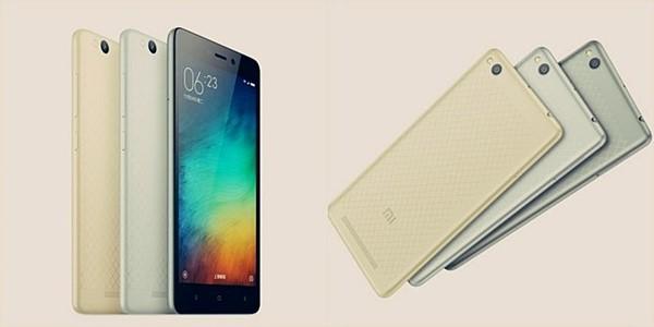 Dibandrol 1,4 Juta, Mulai Pagi Ini Xiaomi Redmi 3 Sudah Bisa Dipesan!