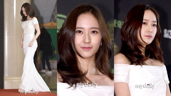 Jadi MC Golden Disk Awards, Netizen Sebut Krystal f(x) Bikin Suram