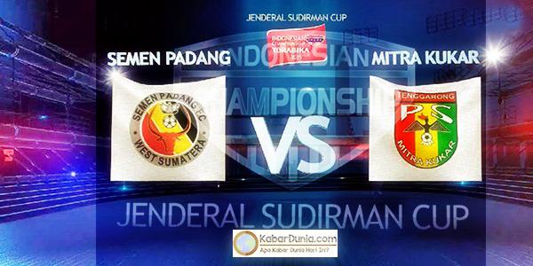 Semen Padang vs Mitra Kukar