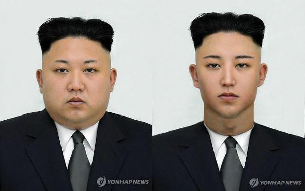Edit Foto Jadi Kurus, Netizen Sebut Kim Jong Un Mirip Chaenyeol EXO