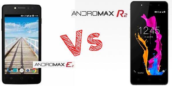 Inilah Spesifikasi Andromax R2 dan Andromax E2, Senjata Baru Smartfren 2