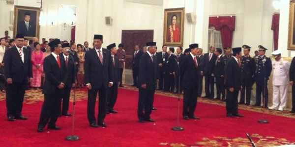 Helmy Fauzi Mantan Relawan Jokowi Diangkat Jadi Duta Besar