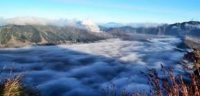 Menikmati Pesona Keindahan 'Negeri di Atas Awan' B29 Lumajang