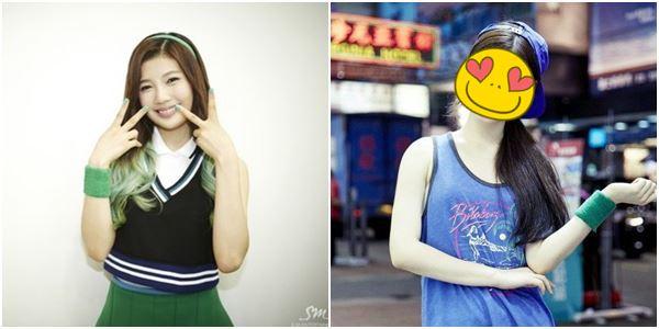 Mirip Joy Red Velvet, Personel Girlband Rookie Ini Banjir Pujian 3
