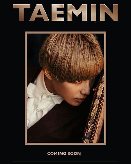 album solo Taemin SHINee