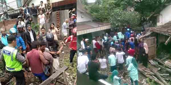 pesawat jatuh di malang tewaskan tiga orang