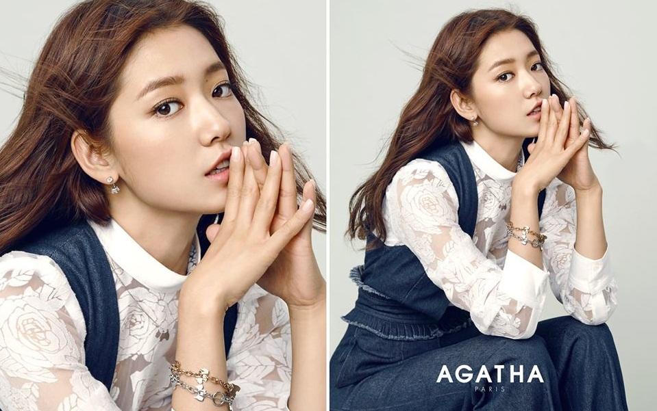 Park Shin Hye - Agatha Paris